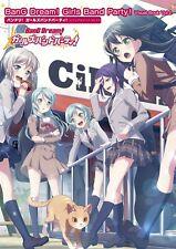 BanG Dream! Girls Band Party! Visual Book vol.2 Japan 404733412X