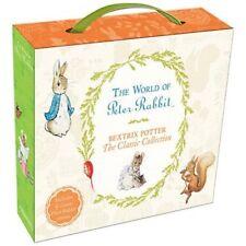 Peter Rabbit Colour Carry Case, New Books
