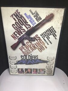 The Good News Is Peace Is Breaking Out DVD Rare