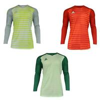 adidas AdiPro 18 Goalkeeper Shirt Mens Football Soccer GK Jersey Top T-Shirt