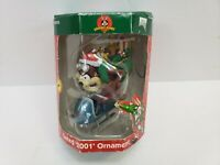 2001 Looney Tunes TAZ TAZMANIAN DEVIL Christmas Ornament Trevco Warner Brothers