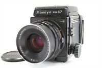 【EXC+++】Mamiya RB67 pro S film Camera w/ C 90mm f/3.8 Lens from Japan #3024