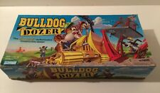 "Vintage ""Bull Dog Dozer"" Game by Parker Bros - 1996 Edition - Complete & Works"