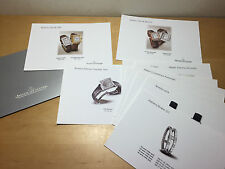 Press Kit JAEGER LeCOULTRE Watches & Jewels - FR ENG DE ESP ITA - For Collectors