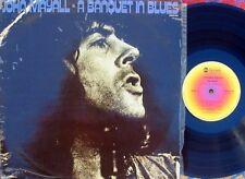 John Mayall ORIG OZ LP A banquet in blues EX '76 ABC British Electric blues