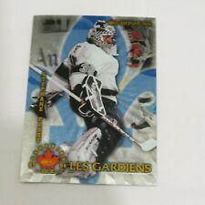 1997-98 Donruss Canadian Ice Les Gardiens  #5 Stephane Fiset /1500