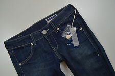 * 198 nuevo señora cadera Jeans Hose fornarina jeans lola bir1973d3552 w27/l34