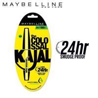 Maybelline New York Colossal Kajal Black 0.35g SmudgeProof  & Waterproof