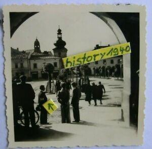 Foto Juden - Jüdische Bevölkerung Straßenszene - Russland.