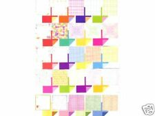 PATTERNED COLOURED SCRAPBOOKING PAPER - Mystery Pack Baby Summer School Travel