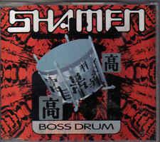 Shamen-BossDrum cd maxi single