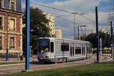 542048 Low Floor Articulated Tram Paris France A4 Photo Print