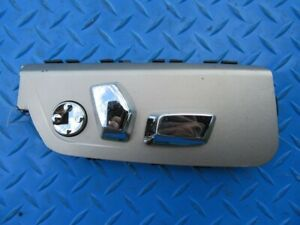 Rolls Royce Wraith Dawn front right seat adjustment switch #8250