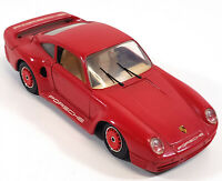 Bburago Porsche 959 Red 1/24 Model Car Italy 097EA