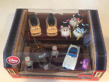 Disney Pixar Cars 2 Movie: Travelin' Through Tokyo 10x Cars Die Cast Set (2011)