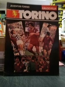 CALCIO FILM 27 ANNO VII 22 NOVEMBRE 1978 JUVENTUS TORINO CALCIOFILM DERBY SCIREA