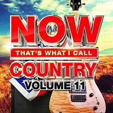 NOW THAT'S WHAT I CALL COUNTRY volume 11 (CD) sealed