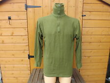 GENUINE BRITISH ARMY NORWEGIAN EXTREME COLD WEATHER SHIRT SIZE 84CM / 32""