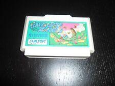 "FANTASY ZONE 2 FAMICOM ""LOOSE"" japan game"