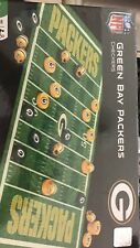 Green Bay Packers Checkers Set Brand New