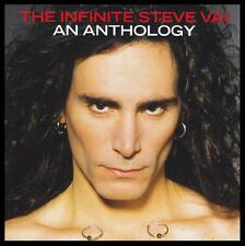 STEVE VAI (2 CD) THE INFINITE : AN ANTHOLOGY ~ 90's / 00's GUITAR LEGEND *NEW*