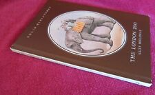 The London Zoo ~ Sally Holloway (Folio Miniatures). 1st Hb 1976  UNread in MELB