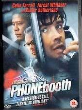 PhoneBooth - DVD - Kiefer Sutherland, Katie Holmes, Colin Farrell