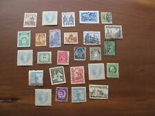 lot of 26 vintage Stamps Russia India Poland Canada More Historical