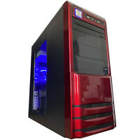 New Intel Core i7 Gaming Desktop PC Computer 16GB 2TB GeForce GTX 1060 HDMI Fast