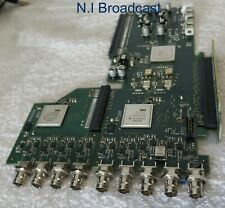Grass Valley K2 edge interface board for video in / out