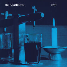 The Apartments drift (vinyl + mp3), new, sealed copy