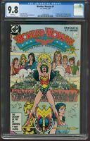 Wonder Woman 1 FEBRUARY 1987 CGC-GRADED 9.8 NEAR MINT/MINT DC COMICS ITEM: G-243