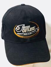 Johnson Cutless Made in USA Duramax Marine Mechanics Hat Cotton Baseball Cap