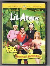 Lil Abner(1959)Peter Palmer,Leslie Parrish;Dvd Nm