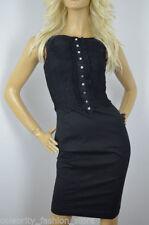 Karen Millen Women's Cotton Sleeveless Dresses Round Neck