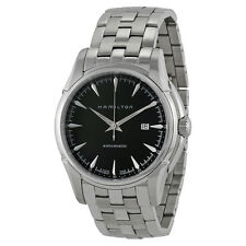 Hamilton Jazzmaster Viewmatic Black Dial Stainless Steel Mens Watch H32715131