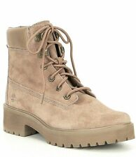 WOMEN'S TIMBERLAND *CARNABY COOL 6 INCH BOOT* COLOR~TAUPE  SIZE 8.5 M