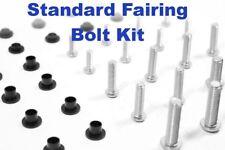 Fairing Bolt Kit body screws fasteners for Ducati 1198 2011 Stainless 848 EVO