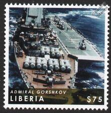Admiral Gorshkov kiev-class Portaaviones Barco De Guerra Sello (ins vikramaditya)