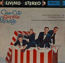 "THE CREW  CUTS WITH JOE REISMAN - SURPRISE PACKAGE -EP-RCA  7""SINGLES (h597)"