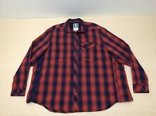 """G STAR RAW POLO SHIRT MEN ~ 3 EXTRA LARGE XXXL ~ GREAT COND """" WOLKER OVERSHIRT """""""