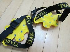 """Grivel Spider Mont Blanc """"Instep"""" Crampons Spikes Unisex Hiking Walking snow ice"""