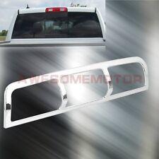 Triple Chrome 3RD Third Brake Light Cover Bezel For Dodge Ram 1500 2500 2009-16