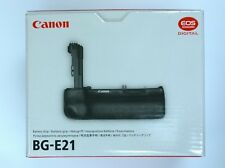 Genuine Canon Battery Grip BG-E21 Vertical Grip for EOS 6D Mark II