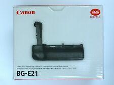 Genuine Canon BG-E21 Batería Grip BG-E21 empuñadura vertical para DSLR EOS 6D Mark II