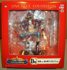 ONE PIECE ICHIBAN KUJI COLOSSEUM B: MYSTERY MAN DISGUISE (SABO/LUCY) - BANPRESTO