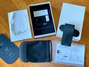 Google Glass Explorer Edition XE V2 Smart Glass - White