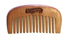 Col Ichabod Conk All Natural Peach Wood Beard Comb With Coarse Teeth