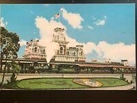 Vintage Postcard>1971>Walt Disney World Railroad>Magic Kingdom>Orlando>Florida