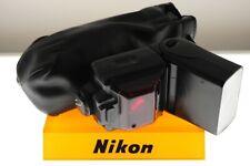 Nikon SB-24 Speedlight flashgun. Nikon SLR. EXC+ condition. Zoom/bounce. +case